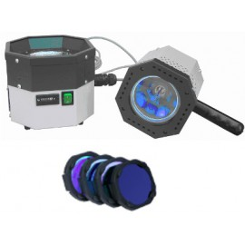 Lampe UV manuelle 250W