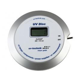 Radiomètre UV Disc
